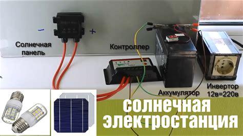 Как правильно собирать солнечную электростанцию . Форум о строительстве и загородной жизни – FORUMHOUSE