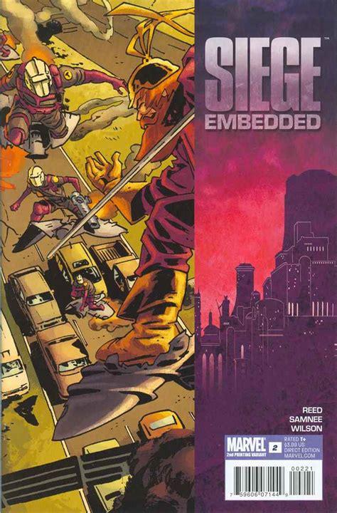 siege embedded image siege embedded vol 1 2 2nd printing jpg the