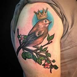 4edca01b9 80 Noble Crown Tattoo Designs Treat Yourself Like Royalty