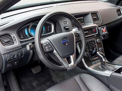 volvo  plug  hybrid german police car interior