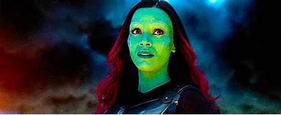 Gamora Guardians Galaxy Zoe Saldana Marvel Vol