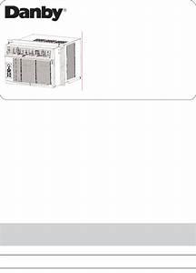 Danby Air Conditioner Dac12010e User Guide