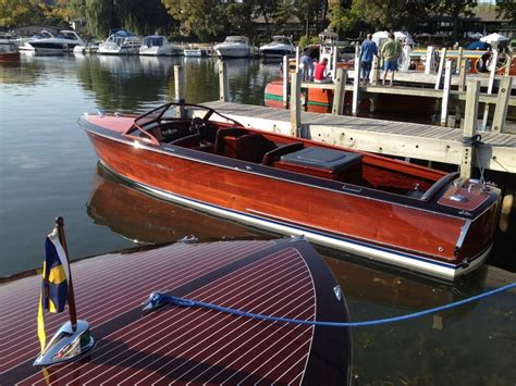 Boat Show Lake Geneva by Gage Hacker Boats At The Lake Geneva Antique Classic