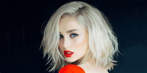 blond polaire meche le blond polaire la tendance coloration de vos cheveux