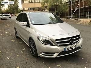 Entretien Mercedes Classe A 200 Cdi : achat mercedes benz classe b 200 cdi blueefficiency fascination 7 g dct a 2012 d 39 occasion pas ~ Medecine-chirurgie-esthetiques.com Avis de Voitures
