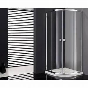 Quart De Rond : paroi de douche d 39 angle cronos quart de rond robinet and ~ Melissatoandfro.com Idées de Décoration
