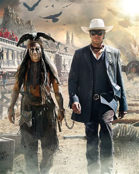 lone ranger the cast photo