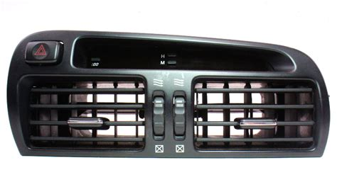 center dash vent clock hazard   lexus gs