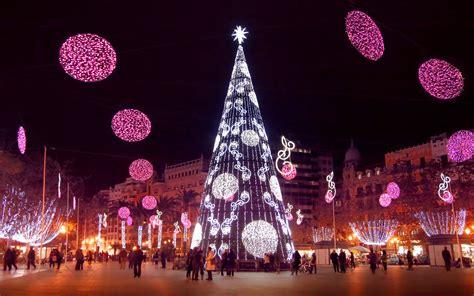 spend christmas  spain travel leisure