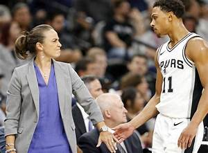Becky Hammon talks her journey to the NBA and beyond in