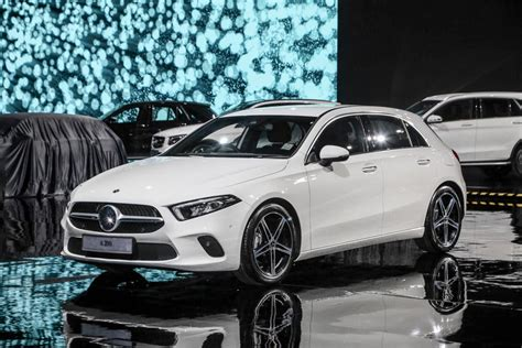 mercedes 2019 malaysia the 2019 mercedes a class is now in malaysia here s