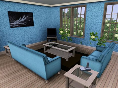 small bedroom images mod the sims lil green bungalow a small home for your sims 13238 | MTS Tiikeria 1354187 Living RoomMTS