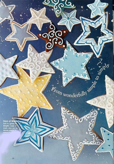 star decorating ideas star cookie decorating ideas