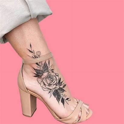 Tattoos Foot Ankle Try Wonderful Tattoo Showmybeauty