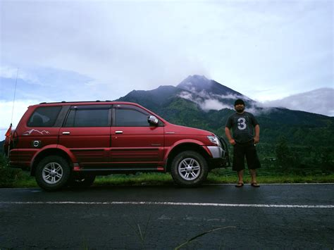 Isuzu Panther Modification by Panther Touring Modif Tourismstyle Co