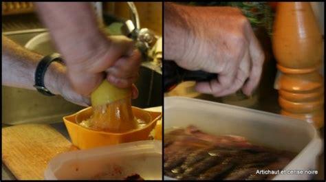 cuisiner des filets de sardines fraiches filets de sardines marinés