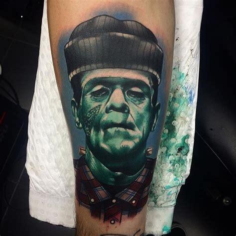 woodchuck frankenstein tattoo  tattoo ideas gallery