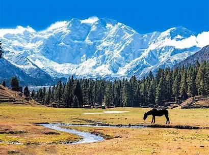 Pakistan Mountains