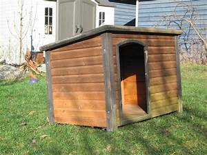 dog house top paw outback log cabin burnaby incl new With outback log cabin dog house