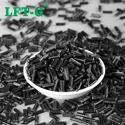 china injection molded carbon fiber composite pp factory
