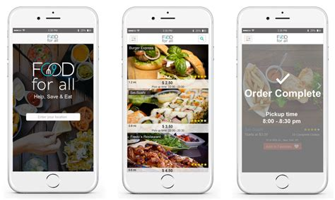 This App Reduces Food Waste By Offering Restaurant