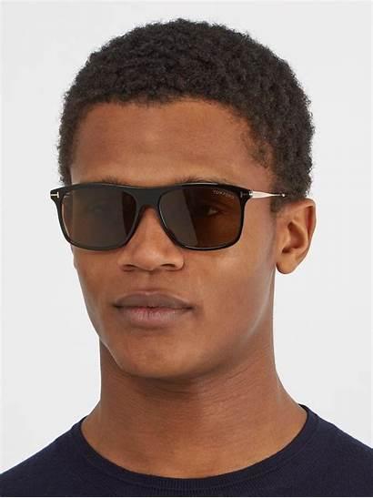 Tom Ford Sunglasses Eric Frame Rectangle Eyewear