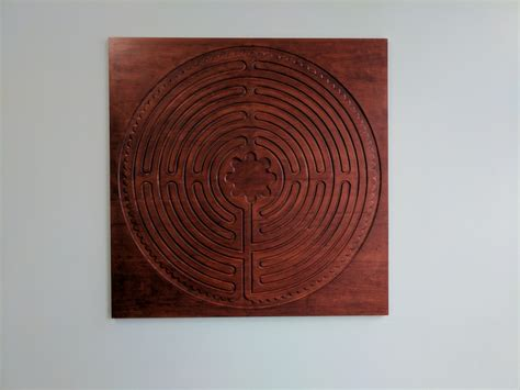 labyrinth  wall general finishes design center