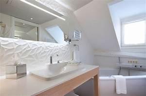 Faience Blanche Salle De Bain : r ussir une salle de bains blanche ~ Dailycaller-alerts.com Idées de Décoration