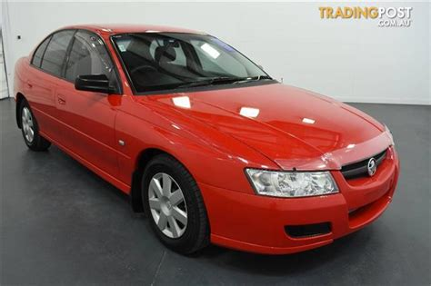 2006 Holden Commodore Executive Vz My06 4d Sedan For Sale