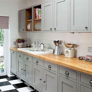 wood kitchen cabinets b&q