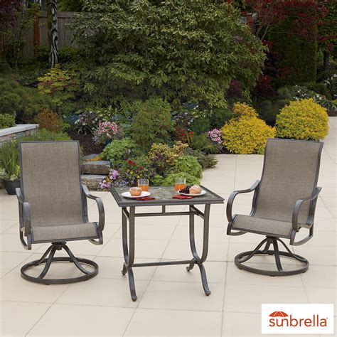 Agio Patio Furniture by Modern Outdoor Ideas Three Patio Furniture Set