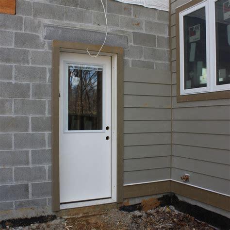 Beautiful Ideas For Exterior Door Trim  All Design Doors