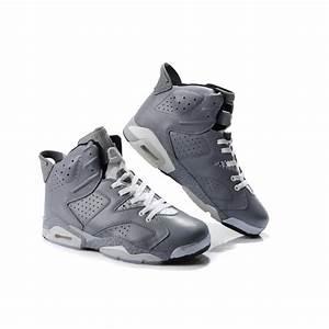 Jordan Chart Of Shoes Air Jordan 6 Cool Grey Custom Price 71 66 Air Jordan
