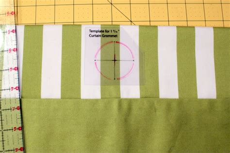 Curtains With Grommets Diy by Lined Grommet Top Curtain Tutorial And New Bekko Home Dec