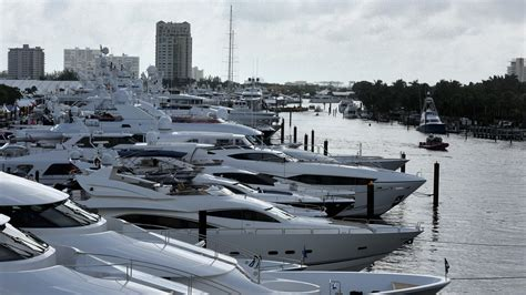 Boat Show Orlando by Fort Lauderdale International Boat Show Opens Orlando