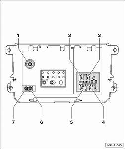 Volkswagen Rcd 310 Pin Assignments