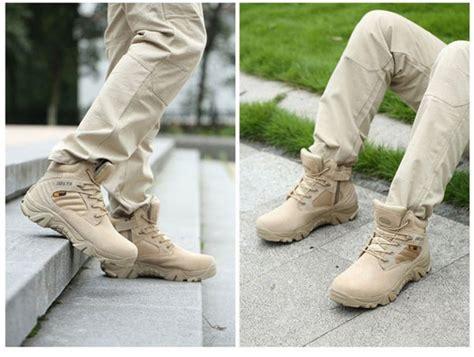 jual sepatu delta tinggi 8 inch gurun sepatu brimob