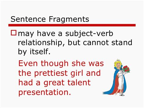 Sentences Fragments, Runons & Combining