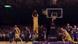 NBA 2K14 Kobe Bryant 3 Point Shot PS4 YouTube