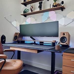 Spacebound, Setups, Tech, On, Instagram, U201cultrawide, Creative, Workspace, Wide, Setup, Done, Right