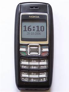 Diagram Nokia 1600