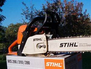 Stihl Ms 290  Ms 310  Ms 390 Brushcutters Service Repair