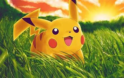 Pokemon Wallpapers Pikachu 1080p 4k Backgrounds Desktop