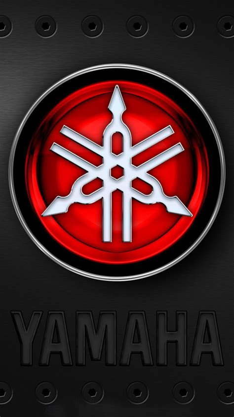 Yamaha Logo Wallpapers Wallpaper Cave