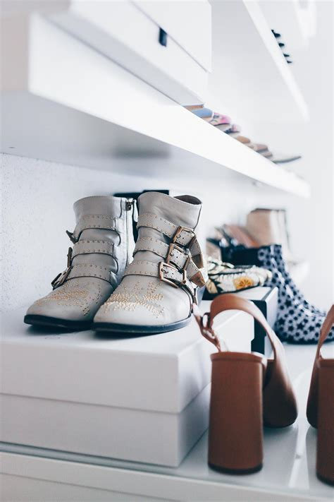 Schuhe Ordentlich Aufbewahren by Meine Schuhwand Im Ankleideraum Who Is Mocca