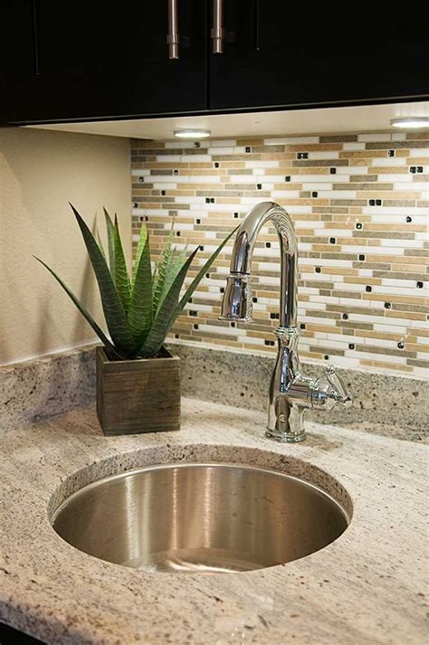 Bar With Sink by 1000 Images About Bar Sink Ideas On