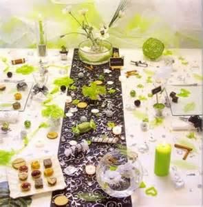 dã co de table mariage deco de table mariage original le mariage