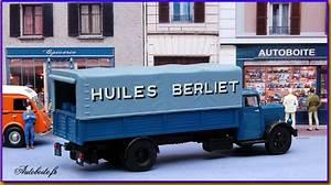 Citroen Gargenville : camion berliet gdr 7w 1949 1 43 huiles berliet collector95 collector95 ~ Gottalentnigeria.com Avis de Voitures