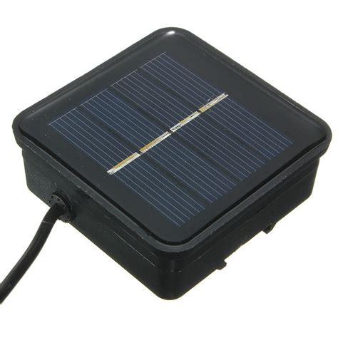 solar power submersible underwater l led light garden