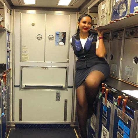 saucy instagram cabin crew pictures  airline bosses